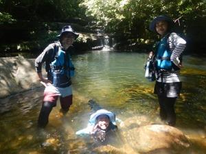 マイラ川マングローブカヌー&マイラの滝
